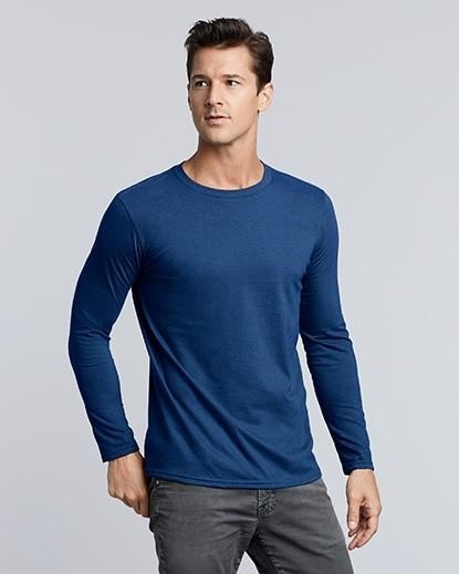 64400 Gildan Softstyle Adult Long Sleeve T-Shirt
