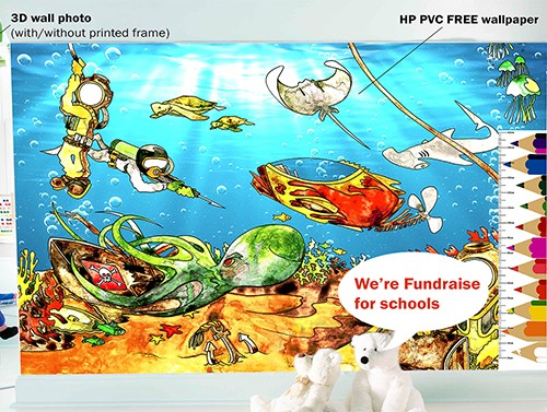 HP PVC Free Wallpaper