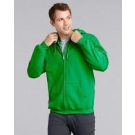 18600 Gildan Heavy Blend Adult Full Zip Hooded Sweatshirt
