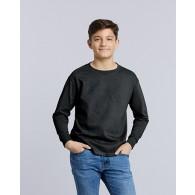 2400B Gildan Ultra Cotton Youth Long Sleeve T-Shirt