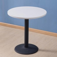 Round Meeting Table / Classic Meeting Table Round / Round Table 600mm x 600mm