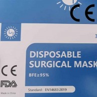 CE FDA Face Mask Anti Virus Fast shipping CE Class1 FDA 40 pcs