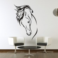 Mustang Horse Animal wall decal