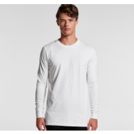 ascolour Mens Base L/S Tee - 5029