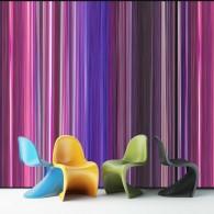 HP PVC Free Wallpaper-colour pattern