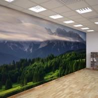 HP PVC Free Wallpaper-Mountain