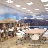 HP PVC Free Wallpaper-Mountain(2)