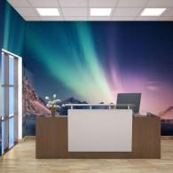 HP PVC Free Wallpaper-Aurora(2)