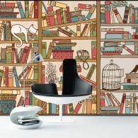 HP PVC Free Wallpaper-Book